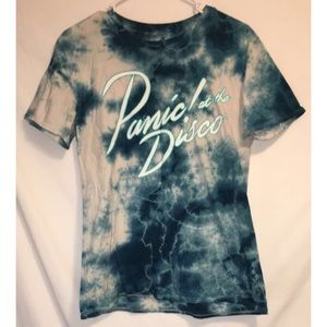 P!ATD Tie-Dye Shirt